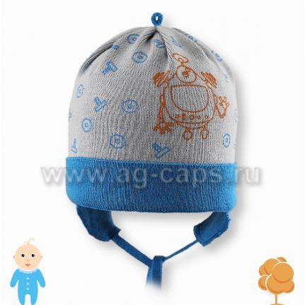 Шапка детская AGBO 828 ROBI (одинарная) - Фото
