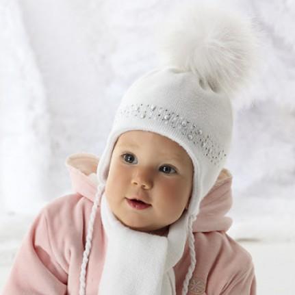 Комплект детский AJS 418 36-301 (хлопковый флис Футтер) - Фото