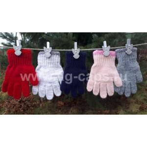 Перчатки детские MARGOT BIS 420 GUMI (одинарные) - Фото