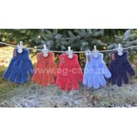Перчатки детские MARGOT BIS 420 DANTE (одинарные)