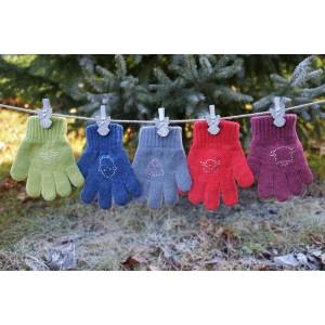 Перчатки детские MARGOT BIS 419 ZOJA (одинарные) - Фото