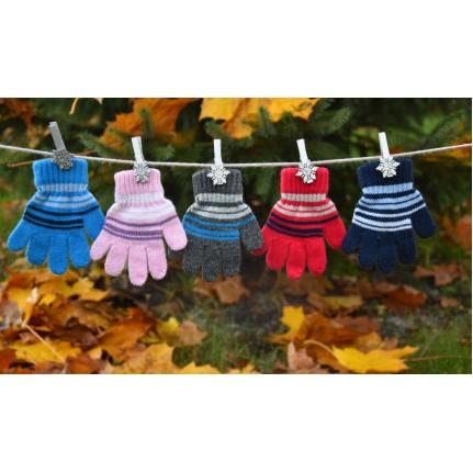 Перчатки детские MARGOT BIS 419 ANDA (одинарные) - Фото