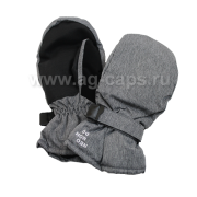 Варежки спортивные унисекс MICHELLE 419 NEO (верх нейлон, подкладка флис, утеплены Тинсулейт) - Фото