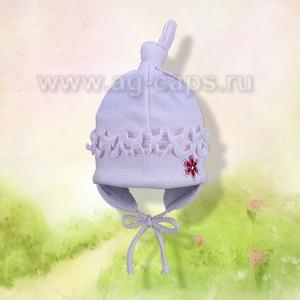 Шапка детская Elo-Melo №26 (одинарный трикотаж) - Фото