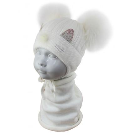 Комплект детский AMBRA 419 O-25 (ISOSOFT)+(снуд одинарный) - Фото
