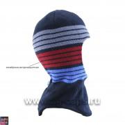 Шапка-шлем детская GRANS 419 AK-53STM kat KO18 (ISOSOFT) - Фото