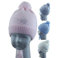 Шапка детская SELFIE CZd 1 ICE-GIRL 419326 ACR-SHH (SHELTER) AG