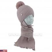 Комплект детский AGBO 420 3163 ARIANA6 (ISOSOFT)+(шарф одинарный) - Фото