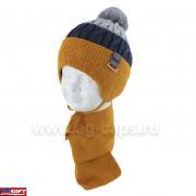 Комплект детский AGBO 420 3104 STAN (ISOSOFT)+(шарф одинарный) - Фото