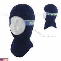 Шапка-шлем детская AGBO 420 3003 BADI (ISOSOFT)