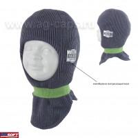 Шапка-шлем детская AGBO 420 3006 CYKLON (ISOSOFT)