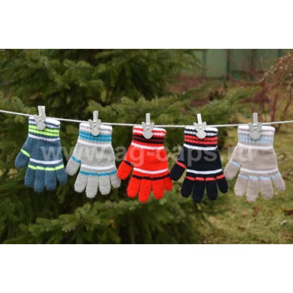 Перчатки детские MARGOT BIS 420 DINO (одинарные) - Фото