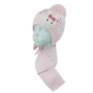 Комплект детский SELFIE KPL2d1 ROKSANA 420454 ACR-SHH (SHELTER)+(шарф одинарный) - Фото