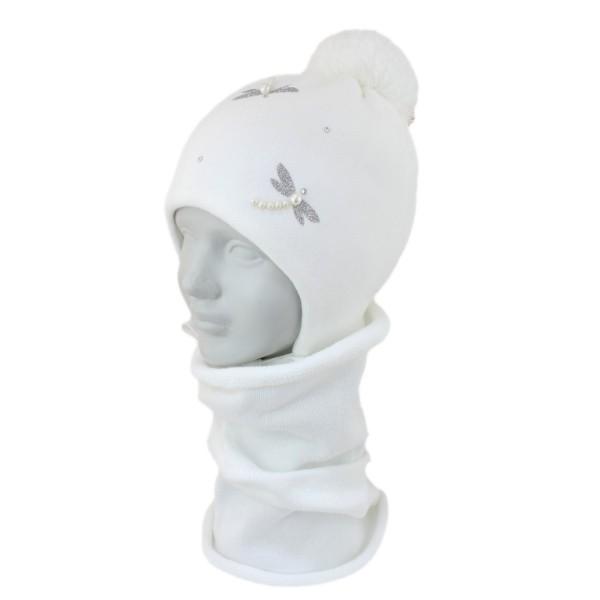 Комплект детский SELFIE KPL2d1 MAVRA 420451 ACR-SHH (SHELTER)+(снуд двойной) - Фото