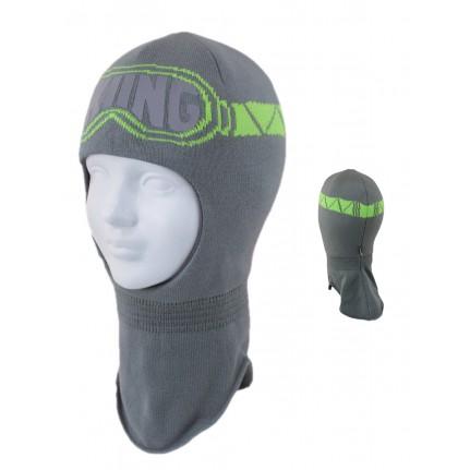 Шапка-шлем детская SELFIE SHLm0 SKIING 420427 ACR-SHH (SHELTER)  - Фото