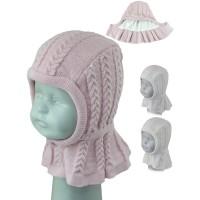 Шапка-шлем детская SELFIE SHLd0 BETTY 420476 ACR-H (на хлопковой подкладке) U