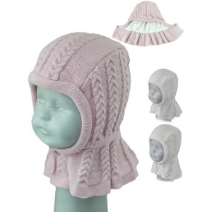 Шапка-шлем детская SELFIE SHLd0 BETTY 420476 ACR-H (на хлопковой подкладке) U - Фото