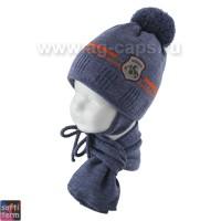Комплект детский GRANS 420 A-1096ST kat KA17 (ISOSOFT)+(шарф одинарный)