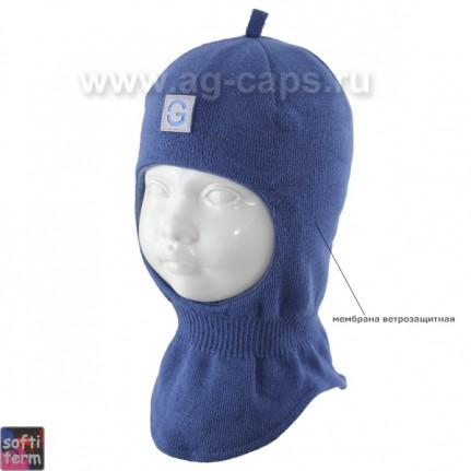 Шапка-шлем детская GRANS 420 AK-40STM K016 (ISOSOFT) - Фото