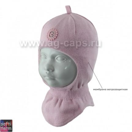 Шапка-шлем детская GRANS 420 AK-42STM KO16 (ISOSOFT) - Фото