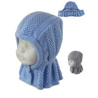 Шапка-шлем детская SELFIE SHLm0 AMUR 420478 ACR-H (на хлопковой подкладке) U