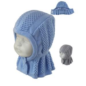 Шапка-шлем детская SELFIE SHLm0 AMUR 420478 ACR-H (на хлопковой подкладке) U - Фото