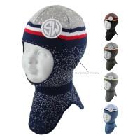 Шапка-шлем детская SELFIE SHLm0 420481 SILUAN ACR-H (на хлопковой подкладке)