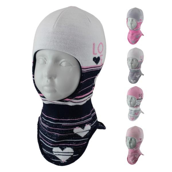 Шапка-шлем детская SELFIE SHLd0 420482 IDEA ACR-H (на хлопковой подкладке)  - Фото