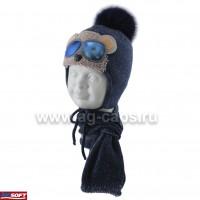 Комплект детский AMBRA 420 N-05 (ISOSOFT)+(шарф одинарный)