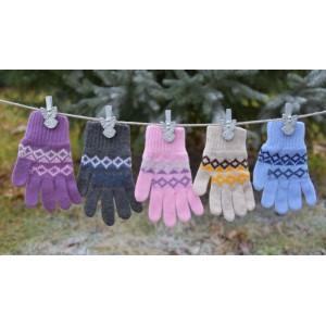 Перчатки детские MARGOT BIS 420 MELODY (одинарные) - Фото