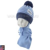 Комплект детский GRANS 420 A-1087ST kat KA17 (ISOSOFT)+(шарф одинарный)