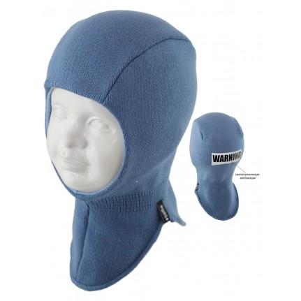 Шапка-шлем детская SELFIE SHLm0 GEKTOR 420485 ACR-H (на хлопковой подкладке)  - Фото