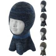 Шапка-шлем детская SELFIE SHLm 0 CASPER 420490 ACR-H (на хлопковой подкладке) - Фото