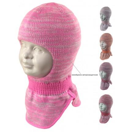 Шапка-шлем детская SELFIE SHLd 0 LOTA 420491 ACR-SHH (хлопковая подкладка+утеп.SHELTER) - Фото