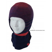 Шапка-шлем детская SMILE 17231 1m-HELMET (SHELTER) AG2 - Фото