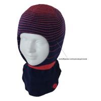 Шапка-шлем детская SMILE 17231 1m-HELMET (SHELTER) AG2
