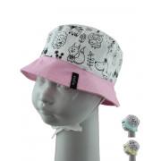 Шляпка детская SELFIE PANd ANIMALS 321576 H-1 U - Фото