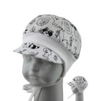 Шапка-кепка детская SELFIE CZm DENIZEN BABY 321580 H1 U