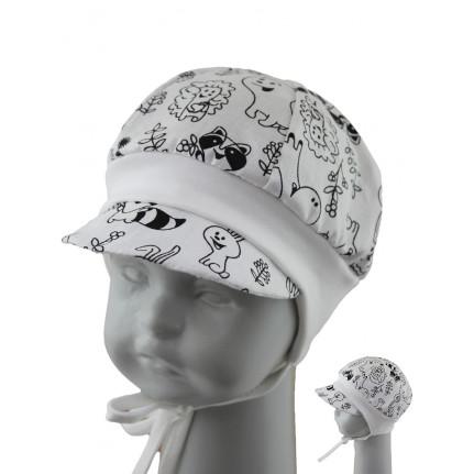 Шапка-кепка детская SELFIE CZm DENIZEN BABY 321580 H1 U - Фото