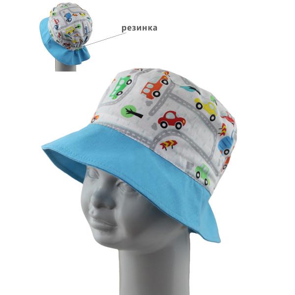 Шляпка детская SELFIE PANm AUTOS 321581 H-1 U - Фото