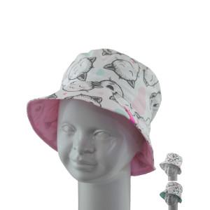 Шляпка детская SELFIE PANd KOSHKI 321582 H-1 U - Фото