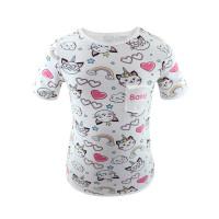 Футболка детская SELFIE TSd BABY CAT 221585 H-1 U