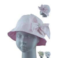 Шляпка детская SELFIE PANd BOW 321594 H-1 U