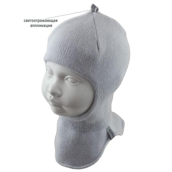 Шапка-шлем детская SELFIE SHLmd 0 421584 SIMPLE ACR-H (на хлопковой подкладке) - Фото