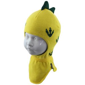 Шапка-шлем детская SMILE SHLm0 ROOSTER 421579 (на хлопковой подкладке+SHELTER) - Фото