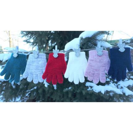 Перчатки детские MARGOT BIS 421 ZEN GIRL (одинарные) - Фото