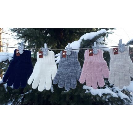Перчатки детские MARGOT BIS 421 ARIEL (одинарные) - Фото