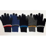 Перчатки детские MARGOT BIS 421 TOTAL GAME (одинарные тачскин) - Фото