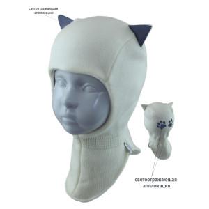 Шапка-шлем детская SELFIE SHLd 0 421623 CATTA ACR-Y (на флисе) - Фото