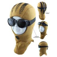 Шапка-шлем детская SELFIE SHLm 0 WELDER 421627 ACR-SHH (на хлопковой подкладке+SHELTER)